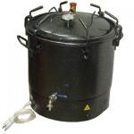 Автоклавы-дистилляторы для домашнего консервирования (мини- консервный завод)   и приготовления собственного алкоголя