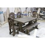 Состаренная мебель на заказ