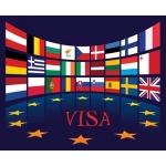 Шенгенская мультивиза на год - 100% гарантия.