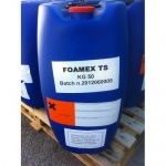 Пенообразователь для пневмоударного бурения  FOAMEX TS