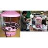 Новый аппарат для приготовления сахарной ваты