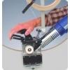 Кромкооблицовочный станок с ручной подачей  AG98R Virutex для ПВХ 2 мм
