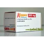 """Купить таблетки Кеппра """"Леветирацетам"""" по доступным ценам"""