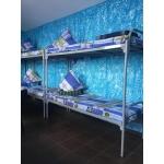 Матрацы и кровати для общежитий и гостиниц