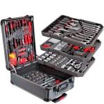 Набор инструментов в чемодане komfortmax