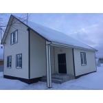 Новый дом в деревне Кошерово