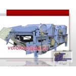 оборудование для разволокнения Х/б,  трикотажных и шерстяных отходов