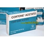Продам Кортизон - (Cortone Acetato)  IST. CHIM. INTERNAZ.  RENDE Srl