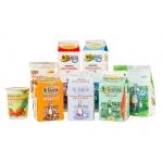 Продам оптом молочную продукцию ТМ Вологжанка