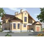 Проект дома из газоблоков 12х15 м с отличной планировкой.