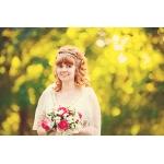 Профессиональный фотограф на свадьбу в Москве Паничева Татьяна
