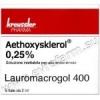 Склеротерапия Фибровейн и Этоксисклерол™ ЕвроАптека