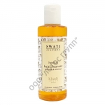Травяной шампунь с медом и миндальным маслом от SWATI AYURVEDA 210 мл