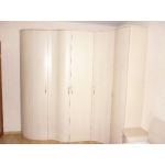 Угловой мебельный гарнитур с кроватью и  двумя тумбочками www.  fgrandyFilippe Grandy