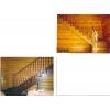 Ясеневые лестницы. Изготовление,  установка.