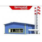 Завод Termovolt:   блочно-модульные котельные и тэц