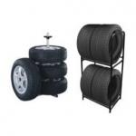 Стеллажи и стойки для хранения авто колес (шин)