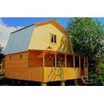 Строительство домов,  бань из бруса и хозпостроек !