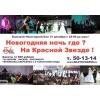 Новый год в Омске в СК Красная звезда!  Бал - 2013!