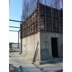 Монолитные работы,  устройство фундаментов,  стен,  перекрытий.
