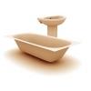 Ремонт трещин на акриловых ваннах