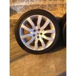 Продаю новый комплект колёс для Range Rover