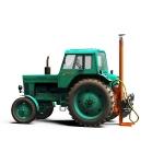 Тракторный навес УБН-Т