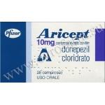 "Арисепт-10мг ""Donepezil"" сегодня приобрести по низким ценам"