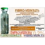 Фибровейн (Фибро-Вейн)  3% флаконы 5штук лечение телеангиэктазий