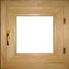 Деревянные окна со стеклопакетом.  Дешево!